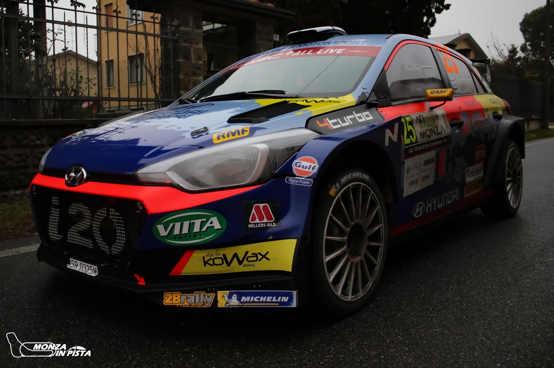 ACI Rally Monza