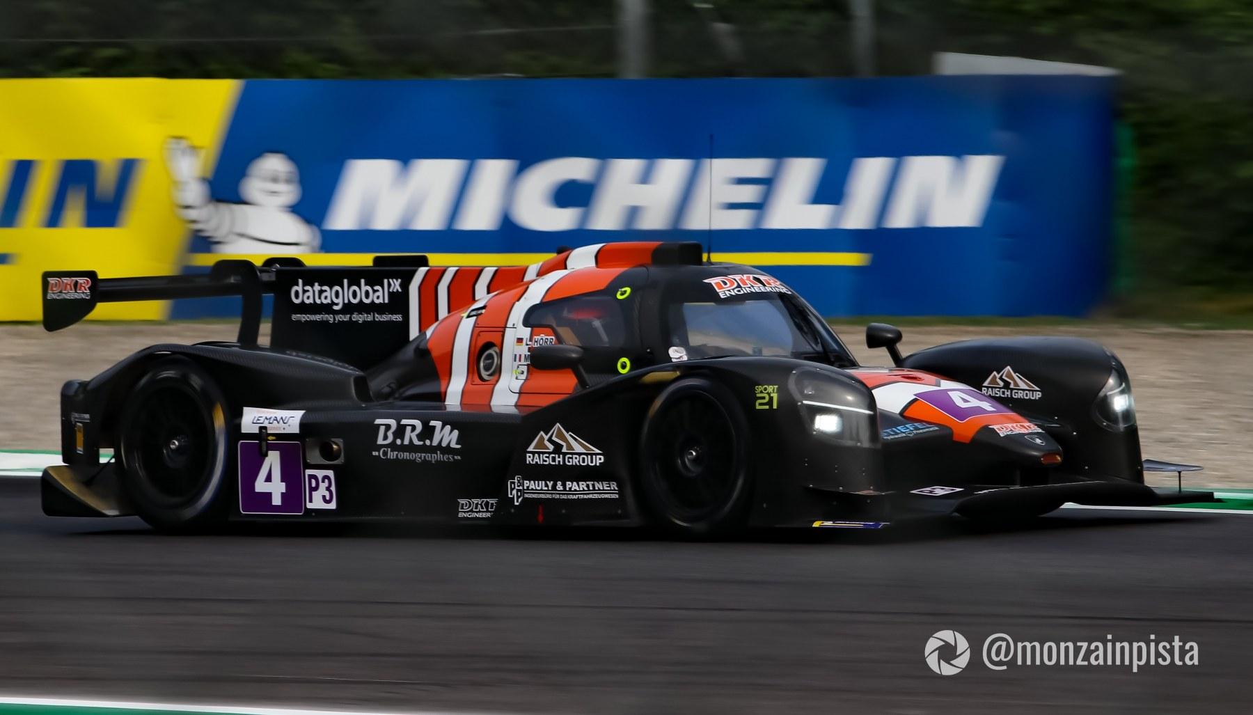 European Le Mans Series 2021