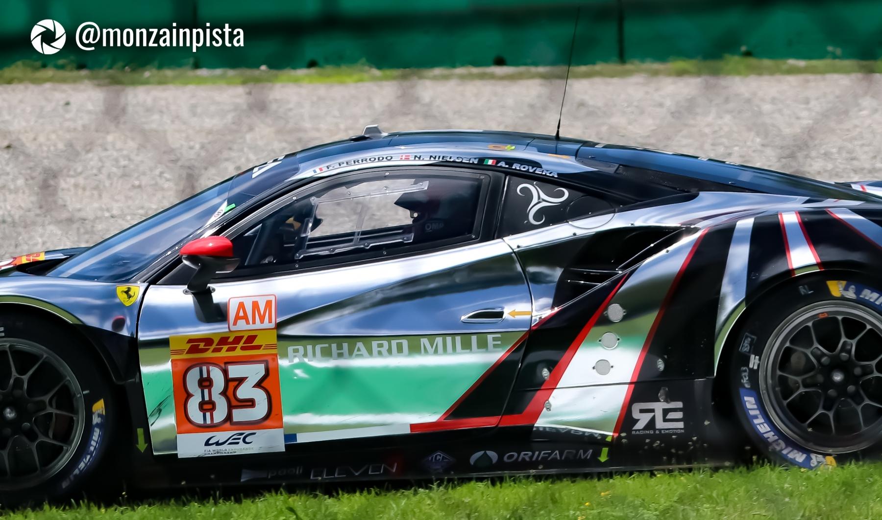 Monza 6H WEC 2021