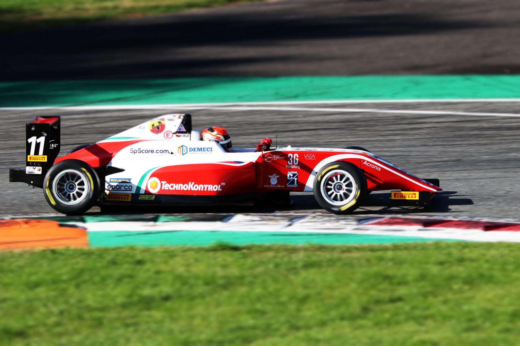 Test Formula 16 Ottobre 2019