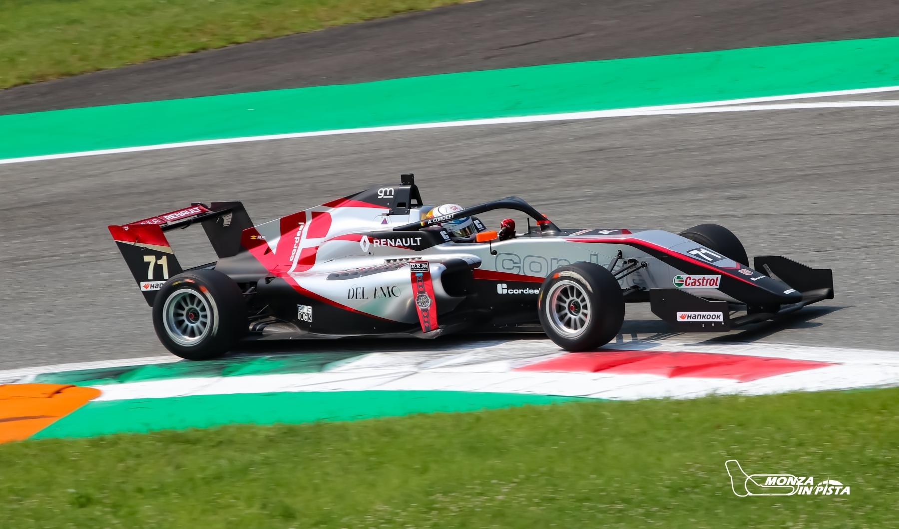 Test Formula Renault Eurocup (6 - 7 luglio)