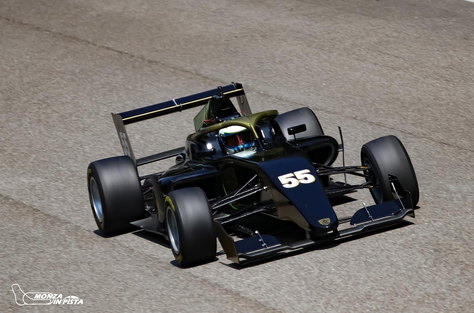 Test Kateyama Formula (22 - 23 luglio 2020