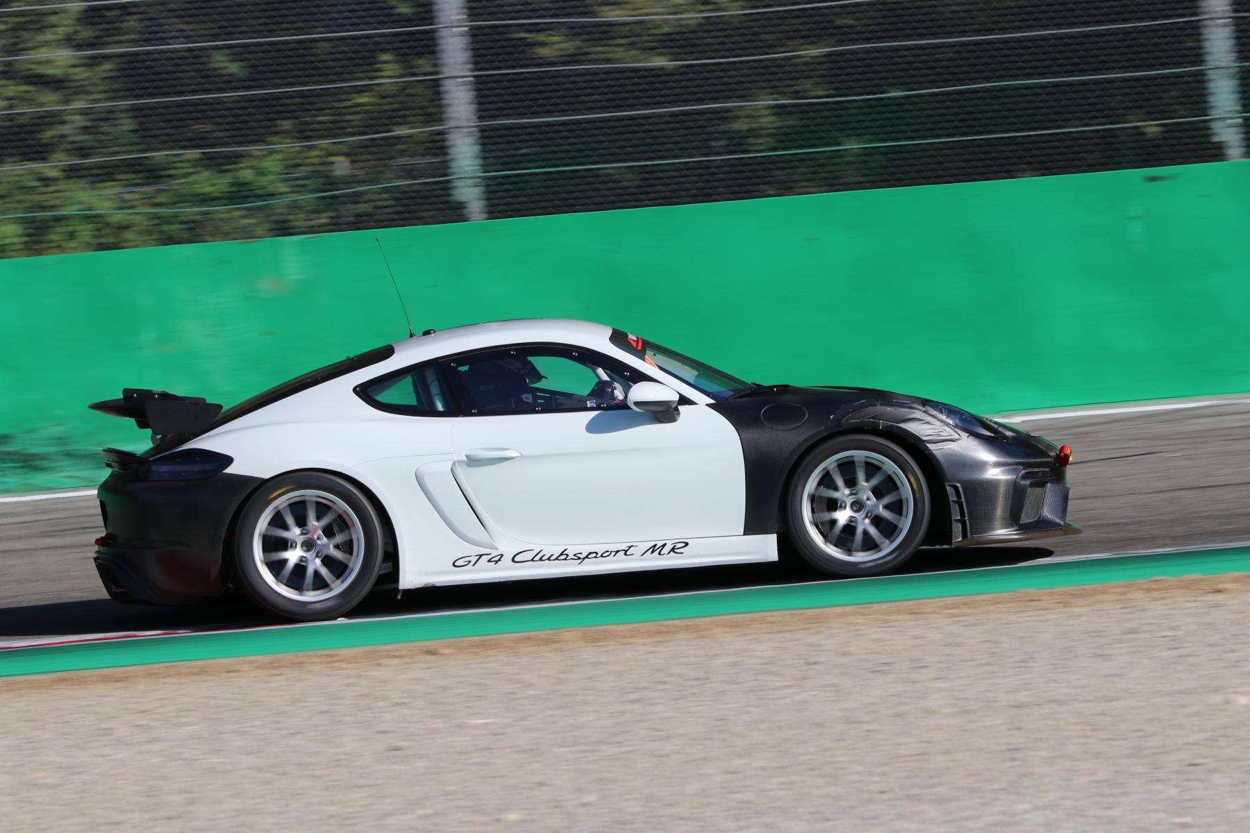 Test Porsche AG 30 Settembre 2019