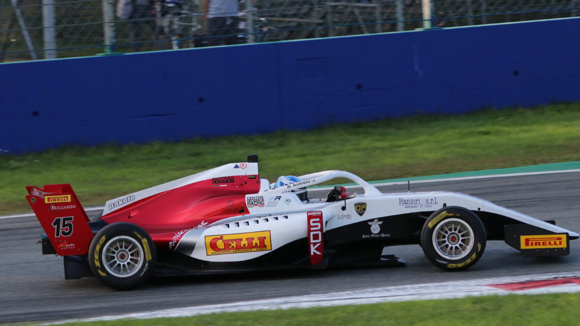 Conclusi i test Kateyama per vetture GT e Formula
