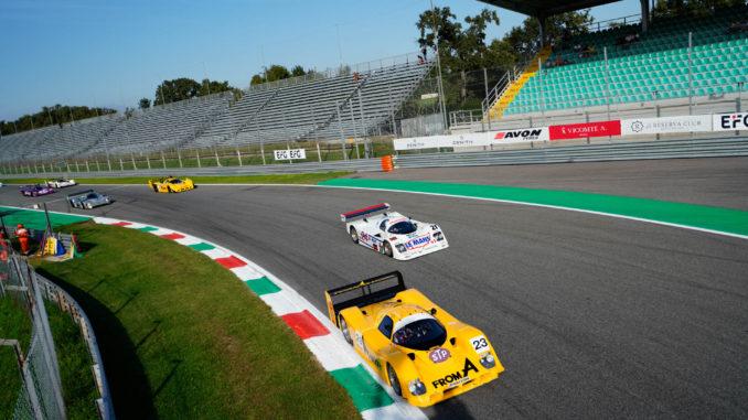 Giornata conclusiva per il Monza Historic