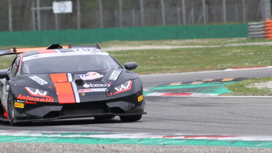 Presentazione dell' ACI Racing Weekend
