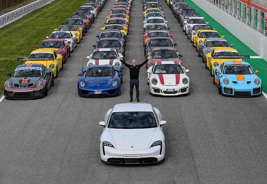 Il Porsche Festival 2020 a Monza!!!