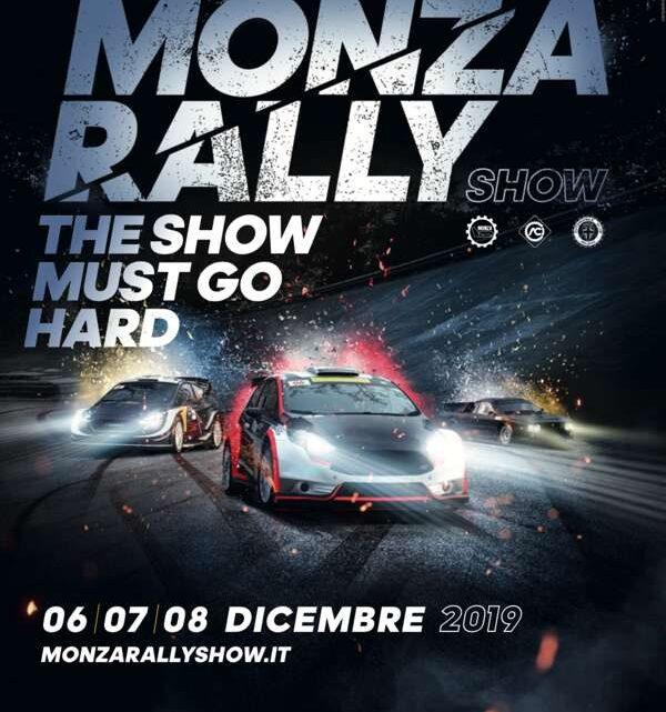 ANTEPRIMA Monzainpista: Elenco provvisorio dei partecipanti al Monza Rally Show
