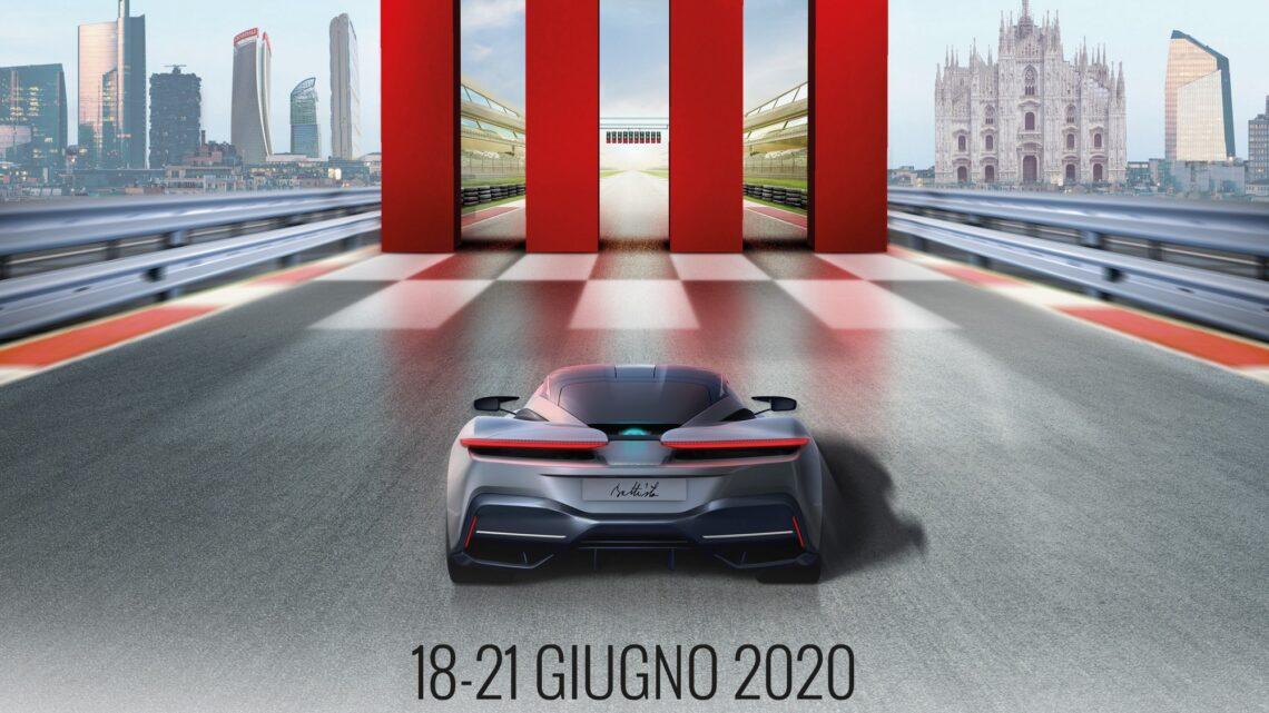 Presentato il Milano Monza Open Air Motor Show 2020