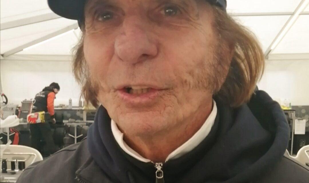 Monzainpista incontra Emerson Fittipaldi