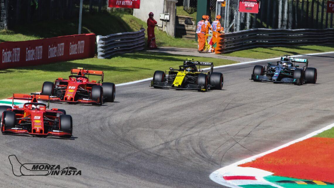 Cancellato il GP d'Italia o a porte chiuse?
