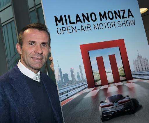 Andrea Levy ci presenta il Milano Monza Open Air Motors Show e ci parla della sua Monza