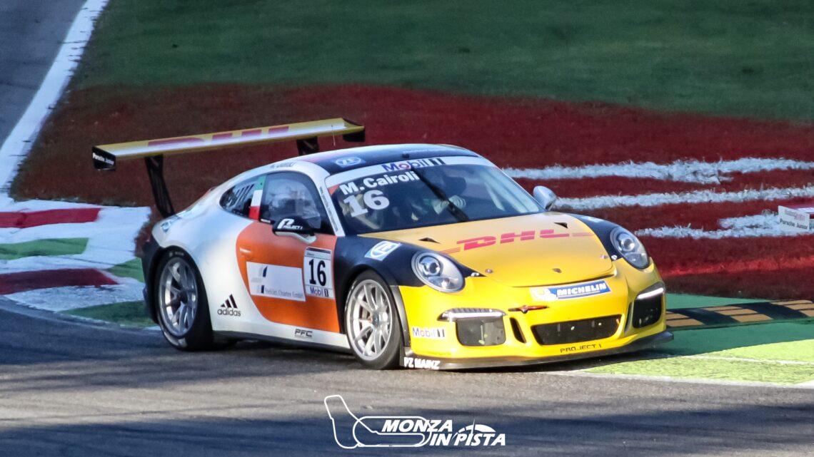 Matteo Cairoli ci parla di come ha iniziato, dell' esperienza Porsche e della sua Monza