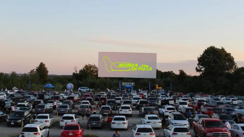 Drive – in all'autodromo, si parte il 3 luglio