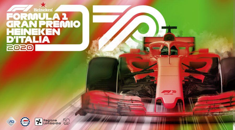 Confermato il GP d'Italia di F1