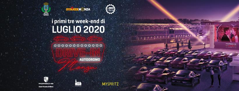 Drive in, tutti i film in programma all' Autodromo di Monza