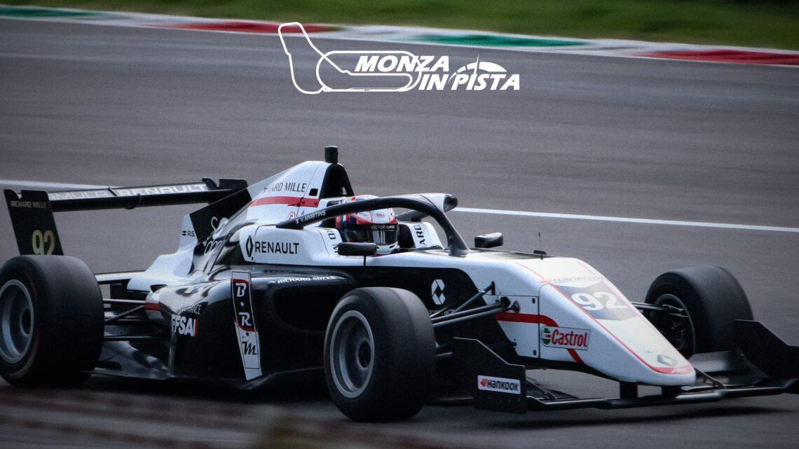 Seconda giornata di test Formula Renault Eurocup, il resoconto
