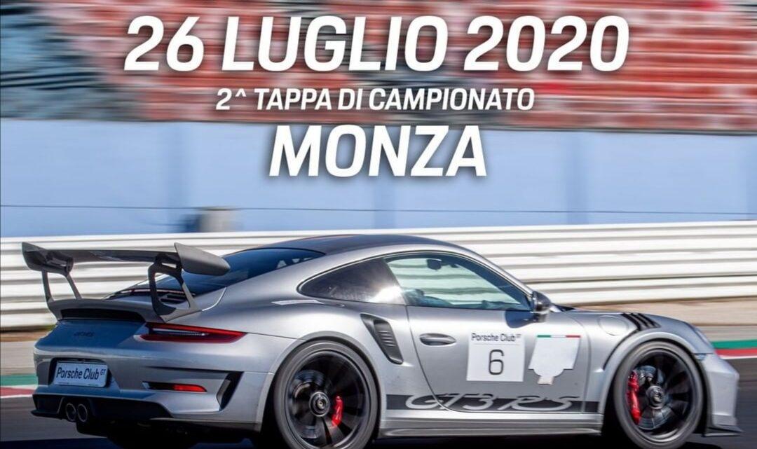 Tutto pronto per la tappa monzese del Time attack Italia e della Porsche Club GT