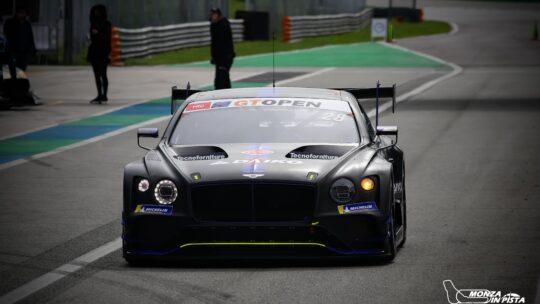 International GT Open 2020 – Le gare del sabato