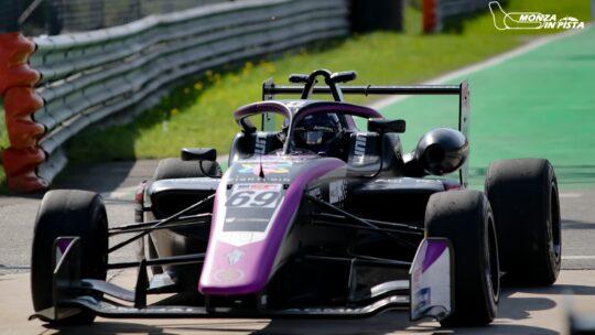 Il campionato EuroFormula Open – La situazione del campionato dopo Monza e le parole dei vincitori