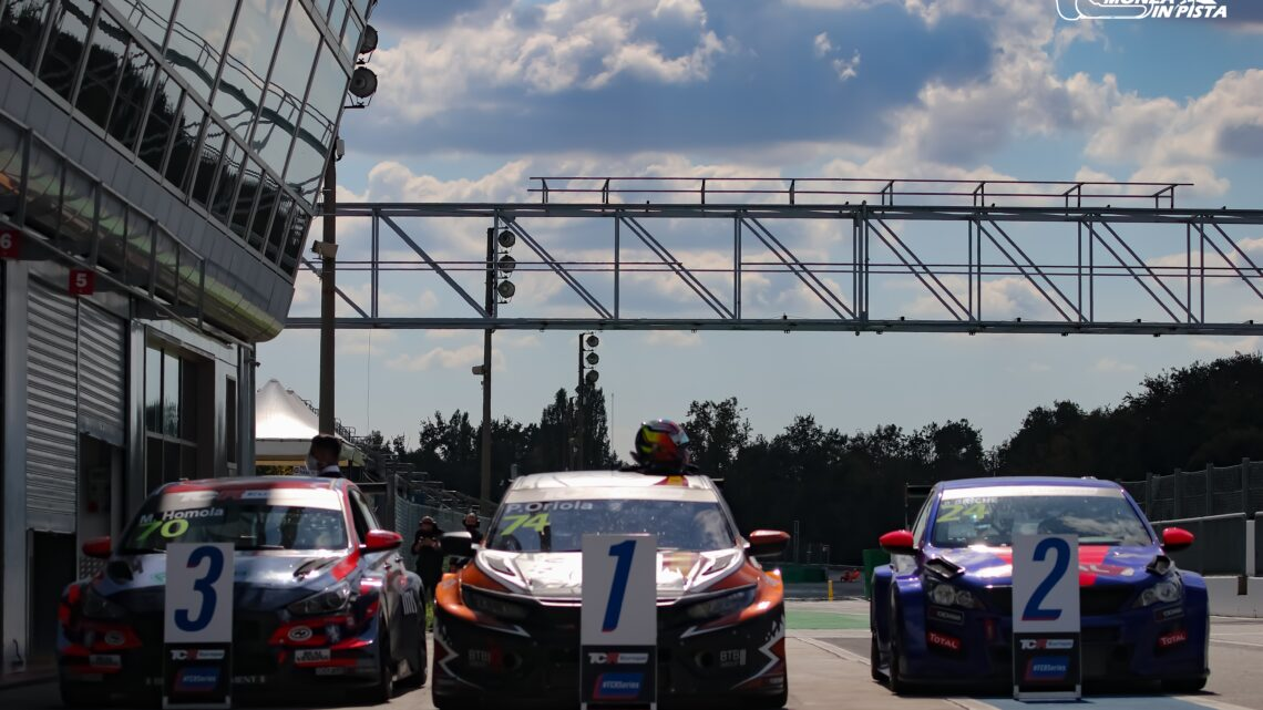 International GT Open 2020 – Le gare della domenica