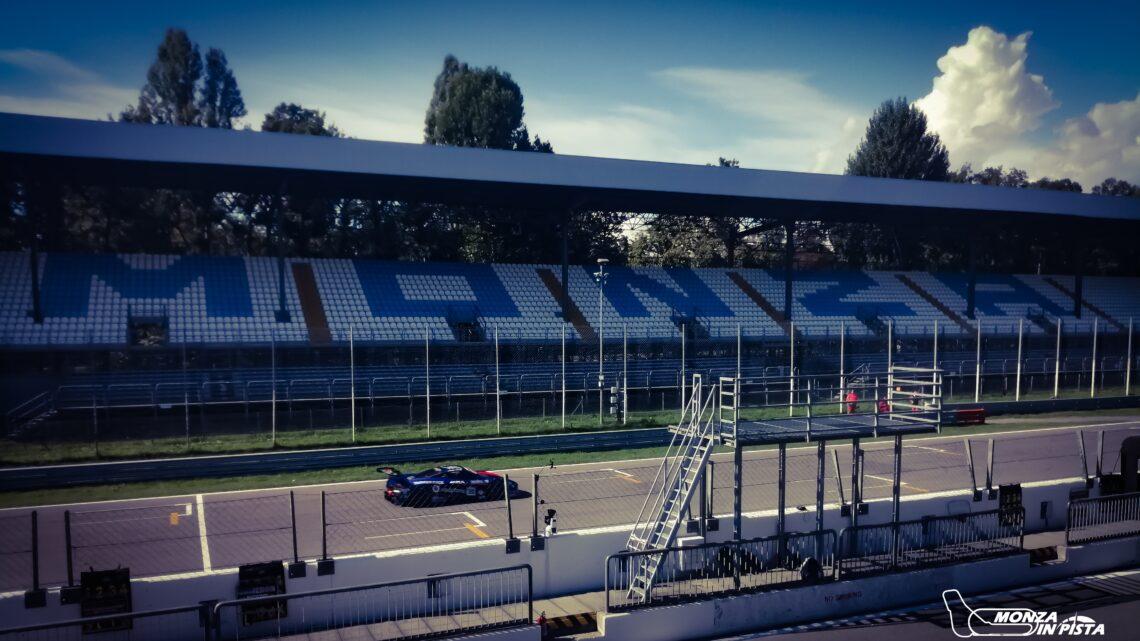 Il campionato GT Open dopo le gare di Monza – I comunicati ufficiali