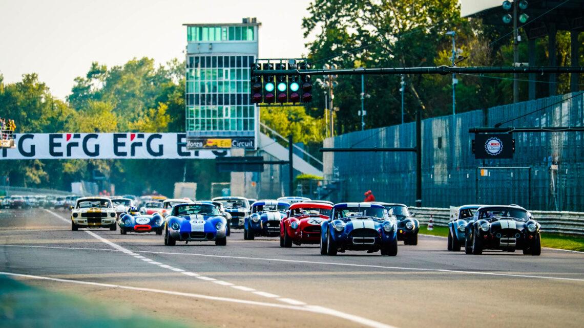 Nel weekend torna il Monza Historic, tutti i dettagli