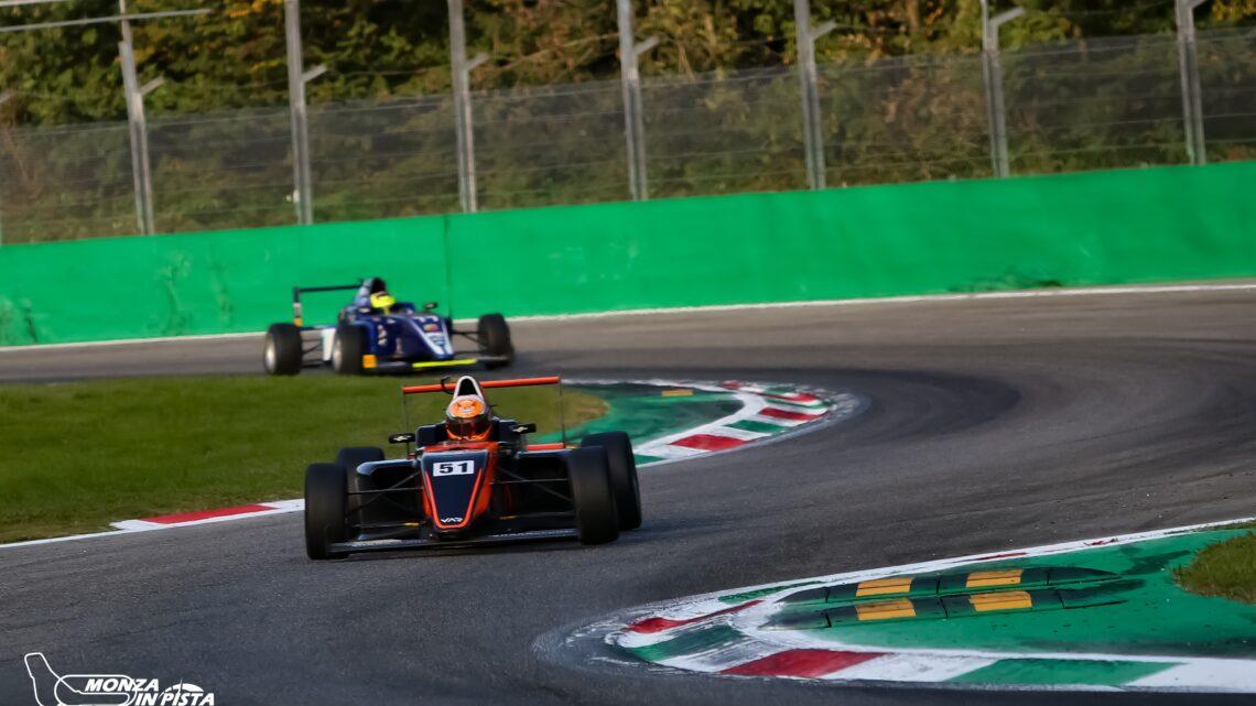 Giornata conclusiva dell'ACI Racing Weekend, le gare del mattino