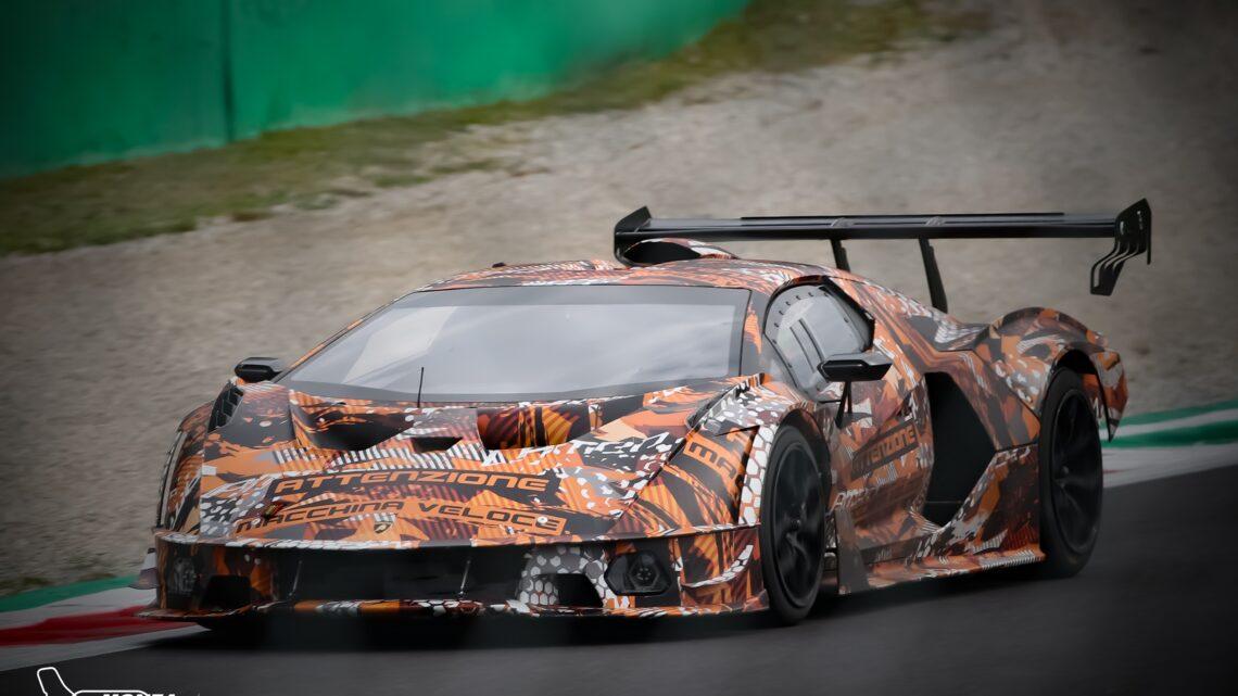 A Monza arriva la hypercar di Lamborghini