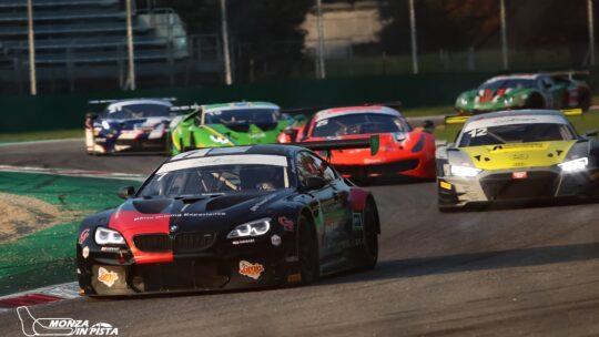 In archivio la prima giornata di gare ACI Racing Weekend
