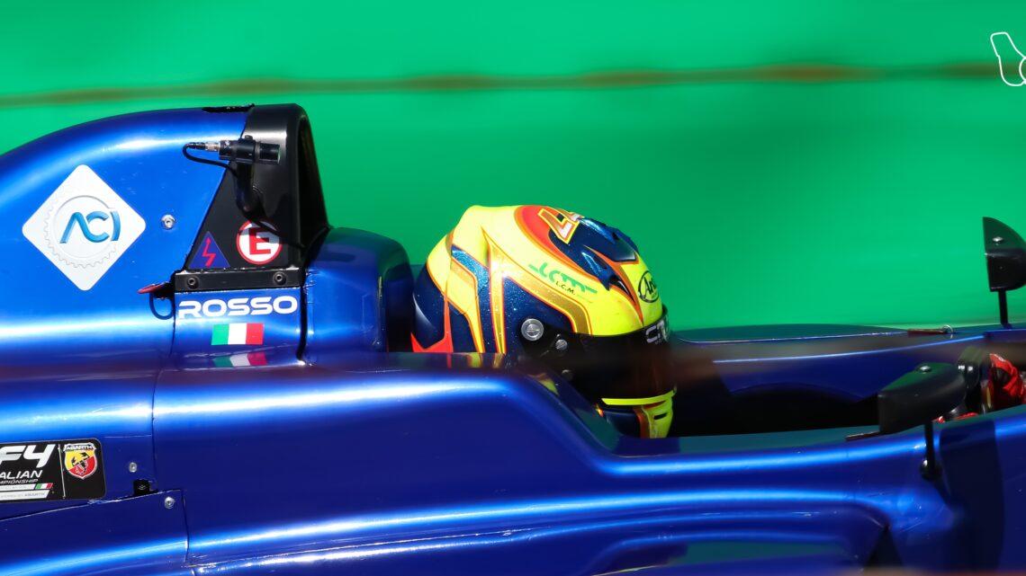 Mr Red, l'italiano campione in carica FIA F4