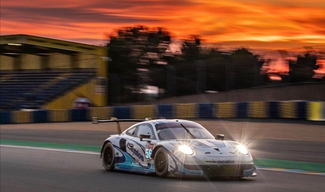Cairoli on track – Verso la 24h di Spa