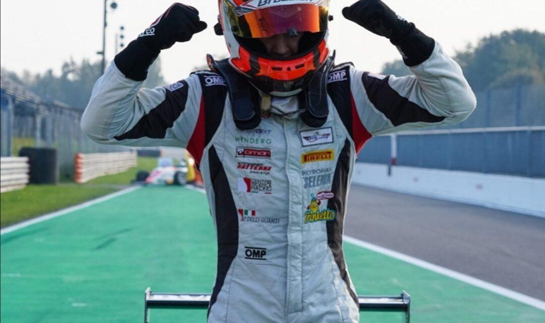 Pietro Delli Guanti: ecco la mia prima vittoria in F4